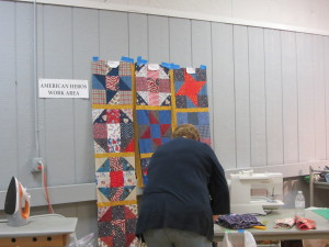 American Heros Quilts