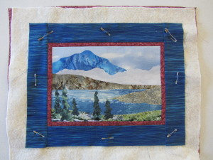 Quilt Patch Retreat - Mini Landscape #1