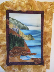 Quilt Patch Retreat - Mini Landscape #2