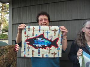 Salmon Totem (too)