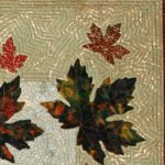 Leaves make wonderful versatile subjects for fused applique
