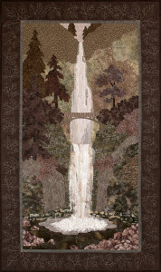 Vintage Falls - my latest incarnation in my waterfall series