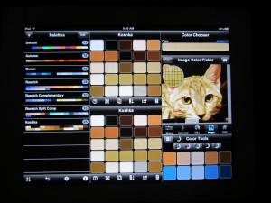 Palettes App - Koshka