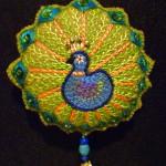 Circle Peacock
