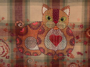 Another Kantha Kitty